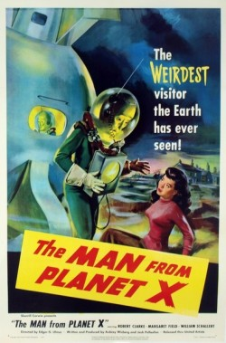 The Man from Planet X. Somebody 1951.