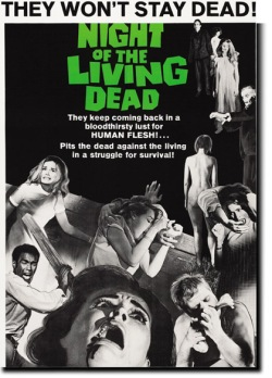 Night of the Living Dead. Image Ten 1968.