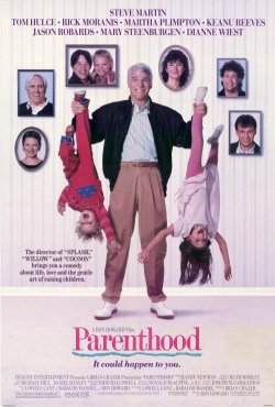 Parenthood. Imagine Entertainment 1989.