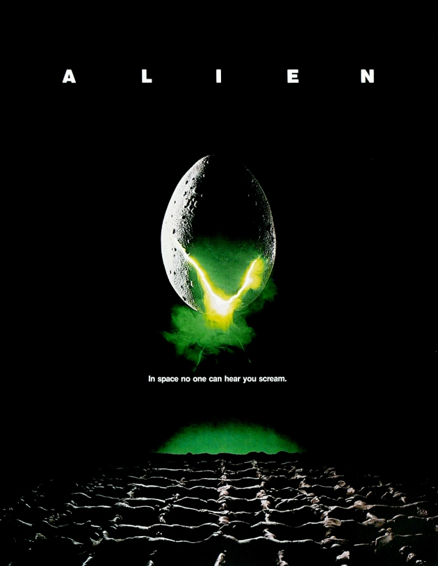 Alien. 20th Century Fox 1979.