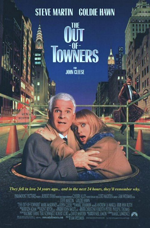 The Out of Towners. Paramount Pictures 1999.