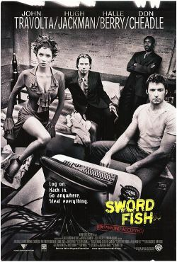 Swordfish.  Silver Pictures 2001.