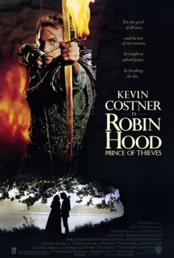 Robin Hood: Prince of Thieves.  Warner Bros. 1991.