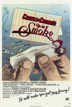 Cheech and Chong's Up In Smoke. Paramount Pictures 1978.