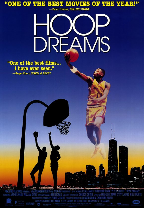 Hoop Dreams. Kartemquin FIlms 1994.