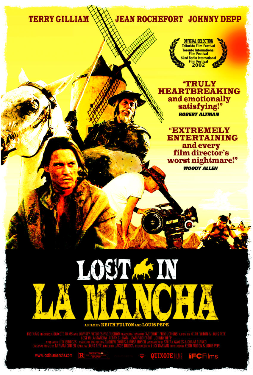 Lost in La Mancha. Low Key Productions 2002.
