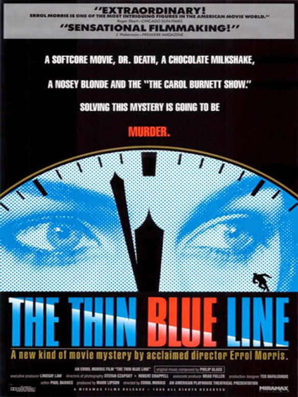 The Thin Blue Line.  Third Floor Productions 1988.