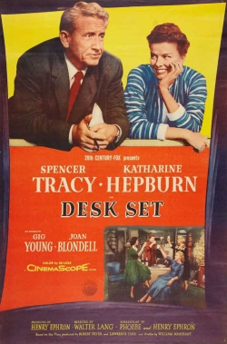 Desk Set. 20th Century Fox 1957.