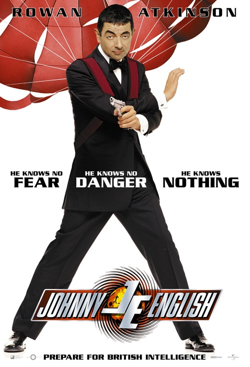 Johnny English. Working Title Films 2003.