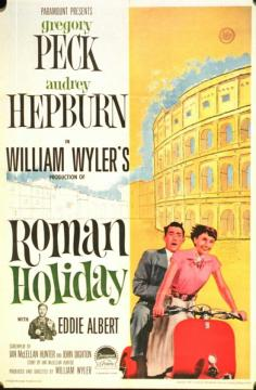 Roman Holiday. Paramount Pictures 1953.