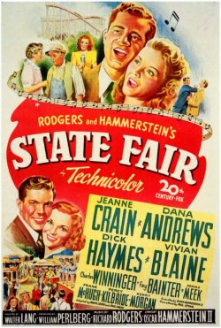 State Fair. 20th Century Fox 1945.