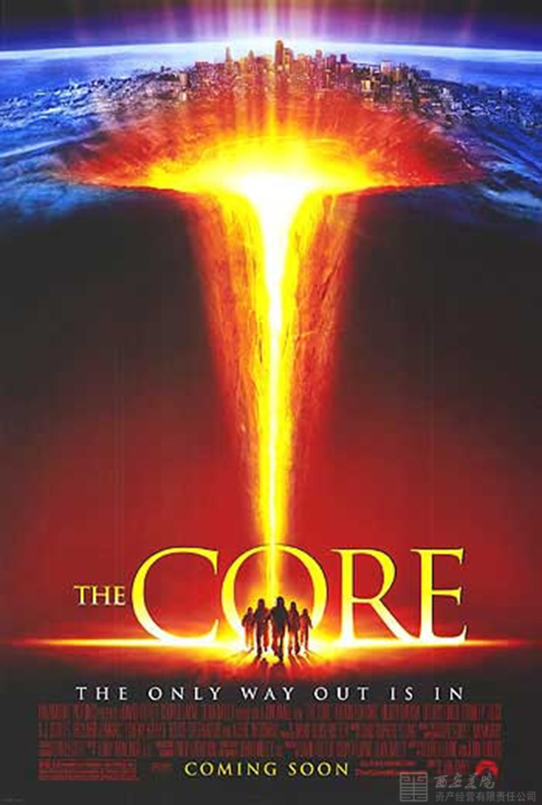The Core. David Foster Productions 2003.