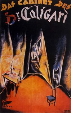 The Cabinet of Dr. Caligari (Das Cabinet Des Dr. Caligari). Decla Film 1920.