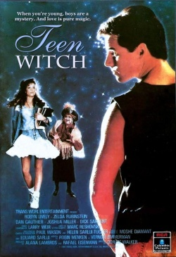 Teen Witch. Trans World Entertainment 1989.