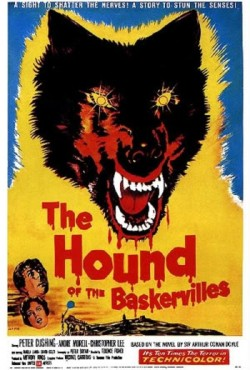 The Hound of the Baskervilles. Hammer Film Productions 1959.