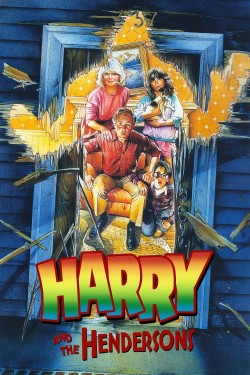 Harry and the Hendersons. Amblin Entertainment 1987.