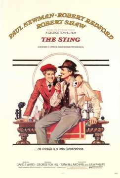 The Sting. Universal Pictures 1973.