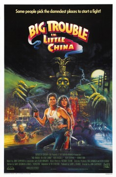 Big Trouble in Little China. 20th Century Fox 1986.