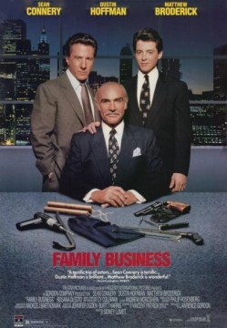 Family Business. Tristar Pictures 1989.