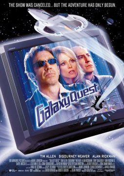 Galaxy Quest. Dreamworks Pictures 1999.