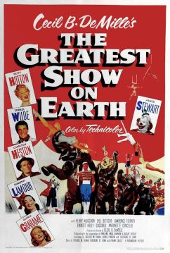 The Greatest Show on Earth. Paramount Pictures 1952.
