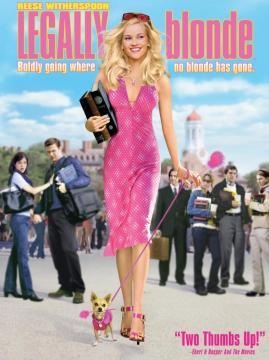 Legally Blonde. Metro Goldwyn-Mayer 2001.