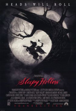 Sleepy Hollow. Mandalay Pictures 1999.