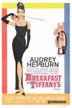 Breakfast at Tiffany's. Paramount Pictures 1961.
