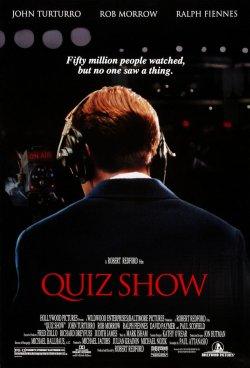 Quiz Show. Baltimore Pictures 1994.