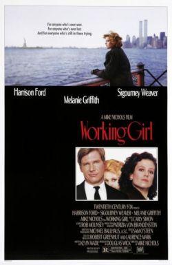 Working Girl. 20th Century Fox 1986.