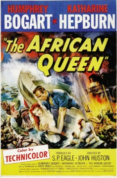 The African Queen. Horizon Pictures 1951.