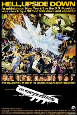 The Poseidon Adventure. Kent Productions 1972.