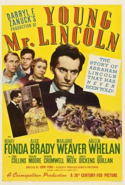 Young Mr. Lincoln. Twentieth Century Fox 1939.