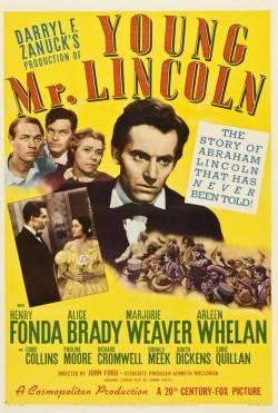 Young Mr. Lincoln. Twentieth Century Fox 1939.